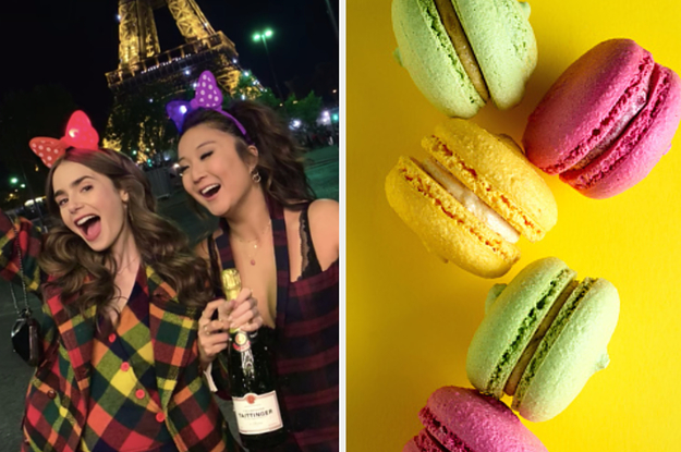 Plan A Future Trip To Paris And We'll Reveal Which Macaron You Are