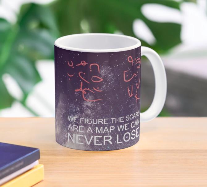the oa mug