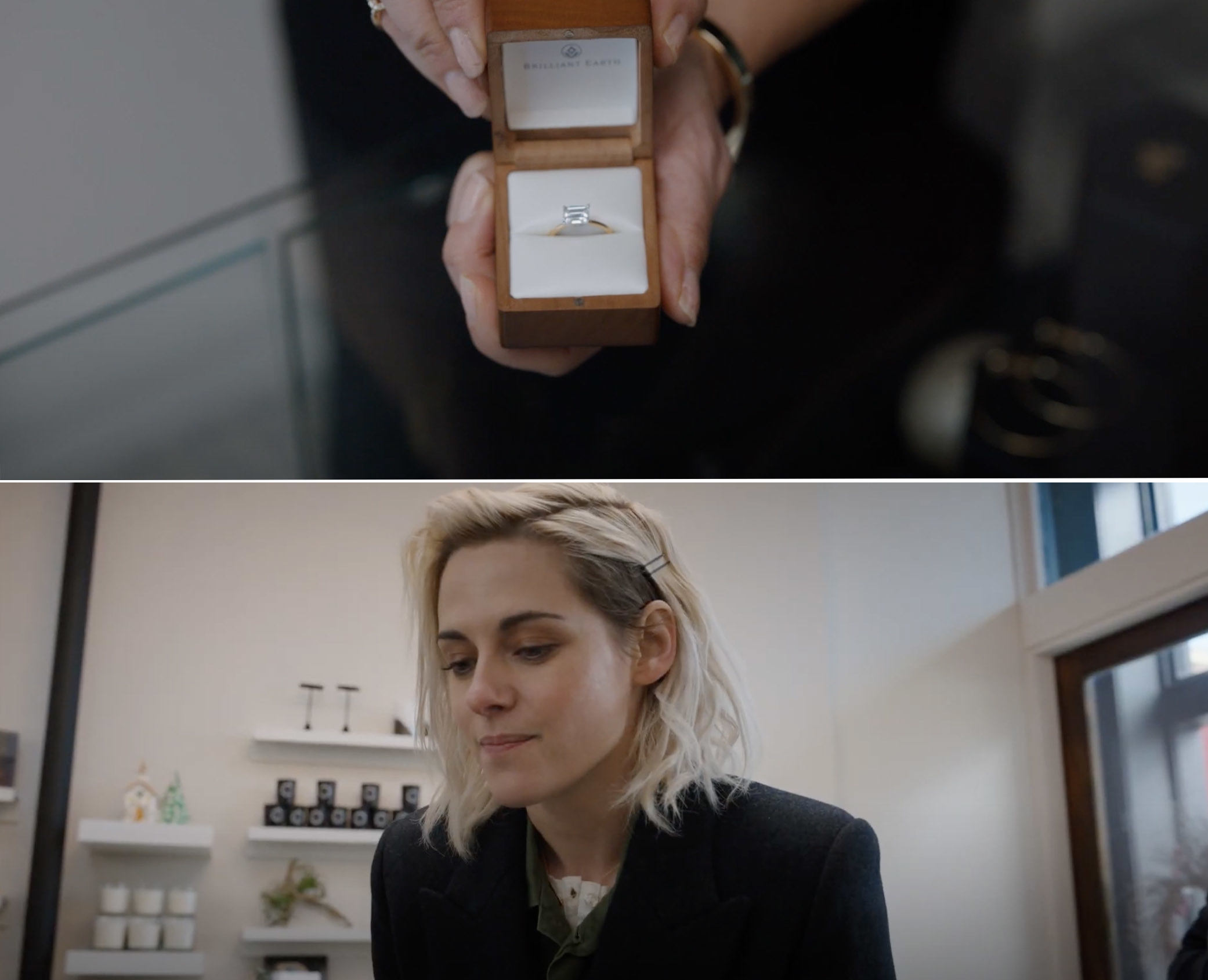 The ring Abby is going to propose with