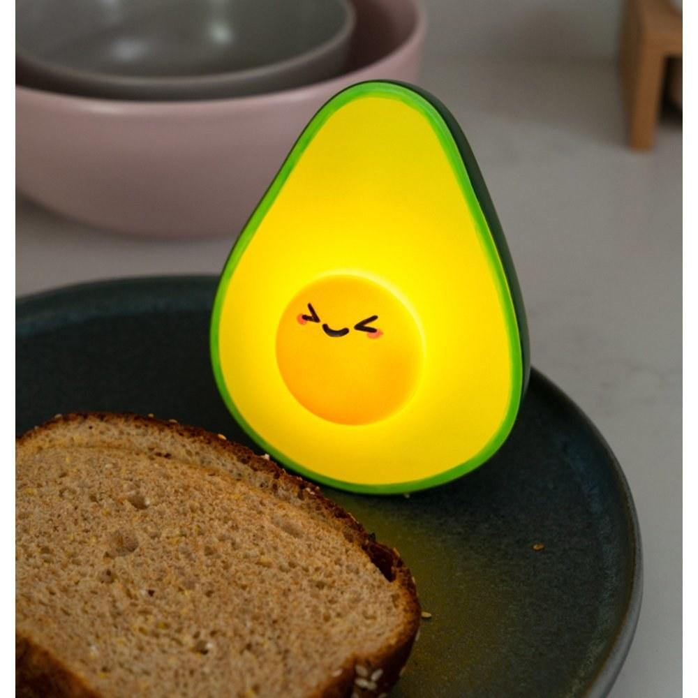 Avocado shaped ambient light