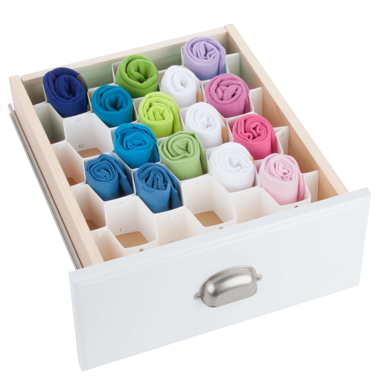 The drawer organizer