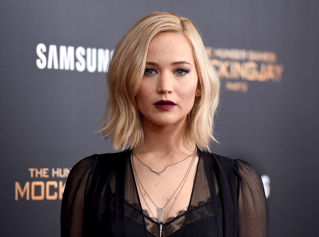 Jennifer Lawrence on Hunger Games premiere
