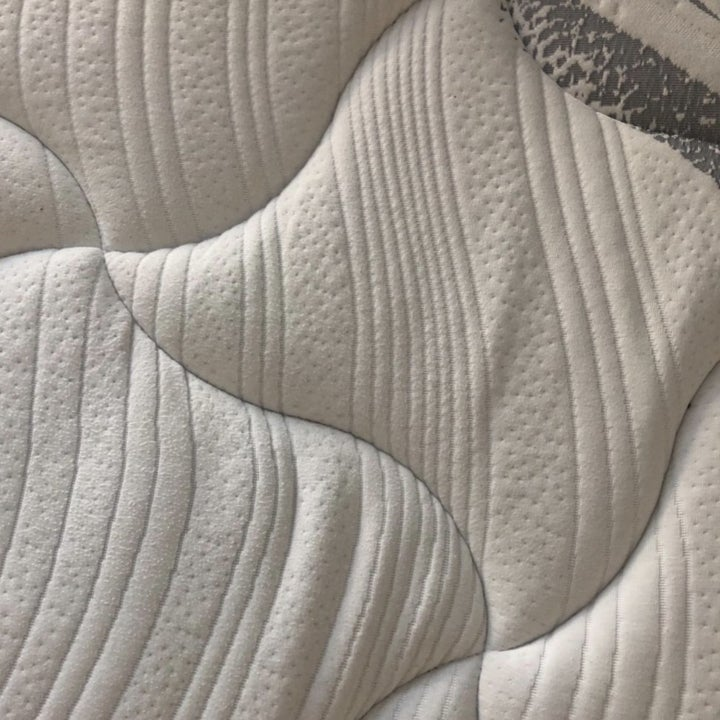 A mattress without a stain