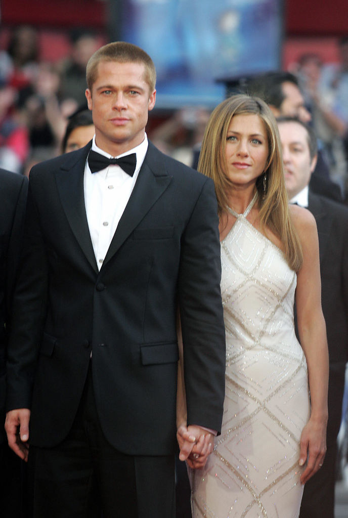 with jen aniston