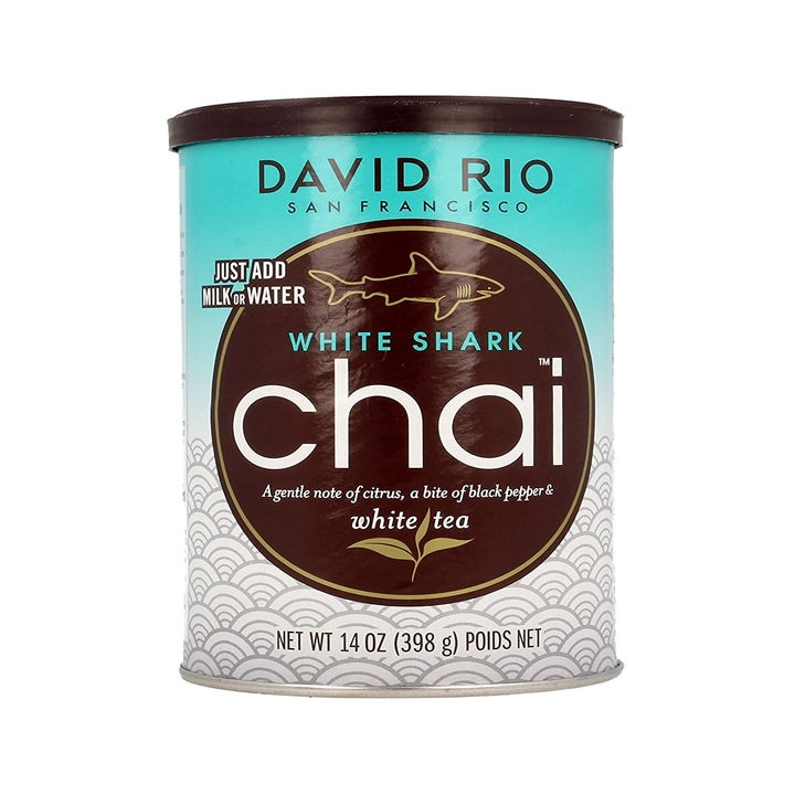 The canister of David Rio chai