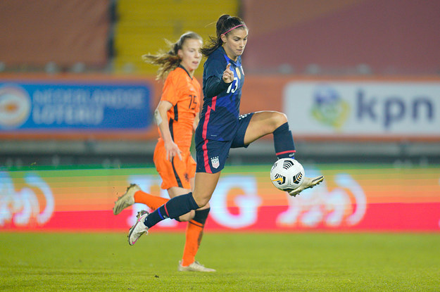 The US Women's Soccer Team Has Settled Its Gender Discrimination Lawsuit