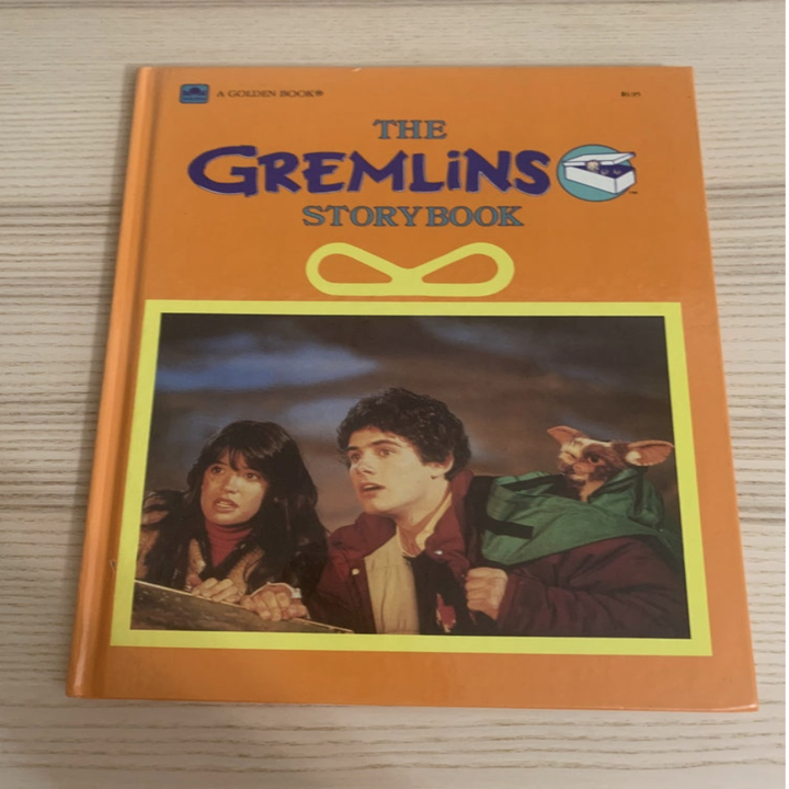 A very cute, child-friendly Gremlins picture book for kids ages 4-10