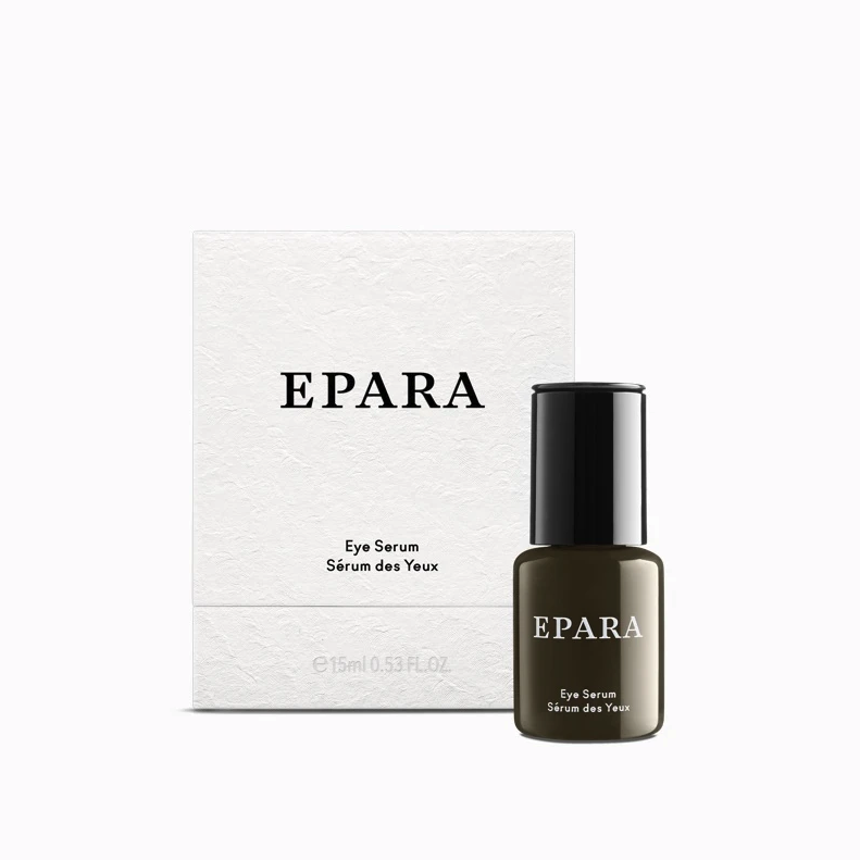 Image of luxury black-owned beauty brand Epara's eye serum.