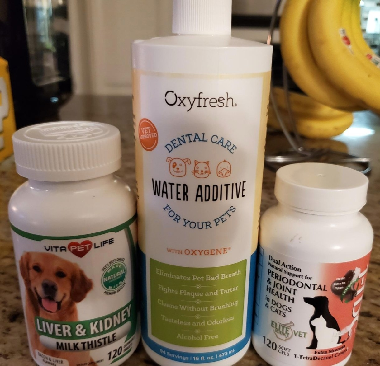 The dental care solution for pets