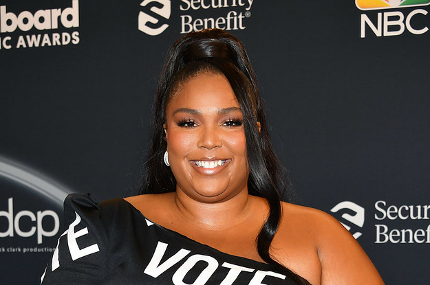 Lizzo Delivered A Powerful Message On TikTok For Anyone Whos Had Negative Thoughts About Body Image
