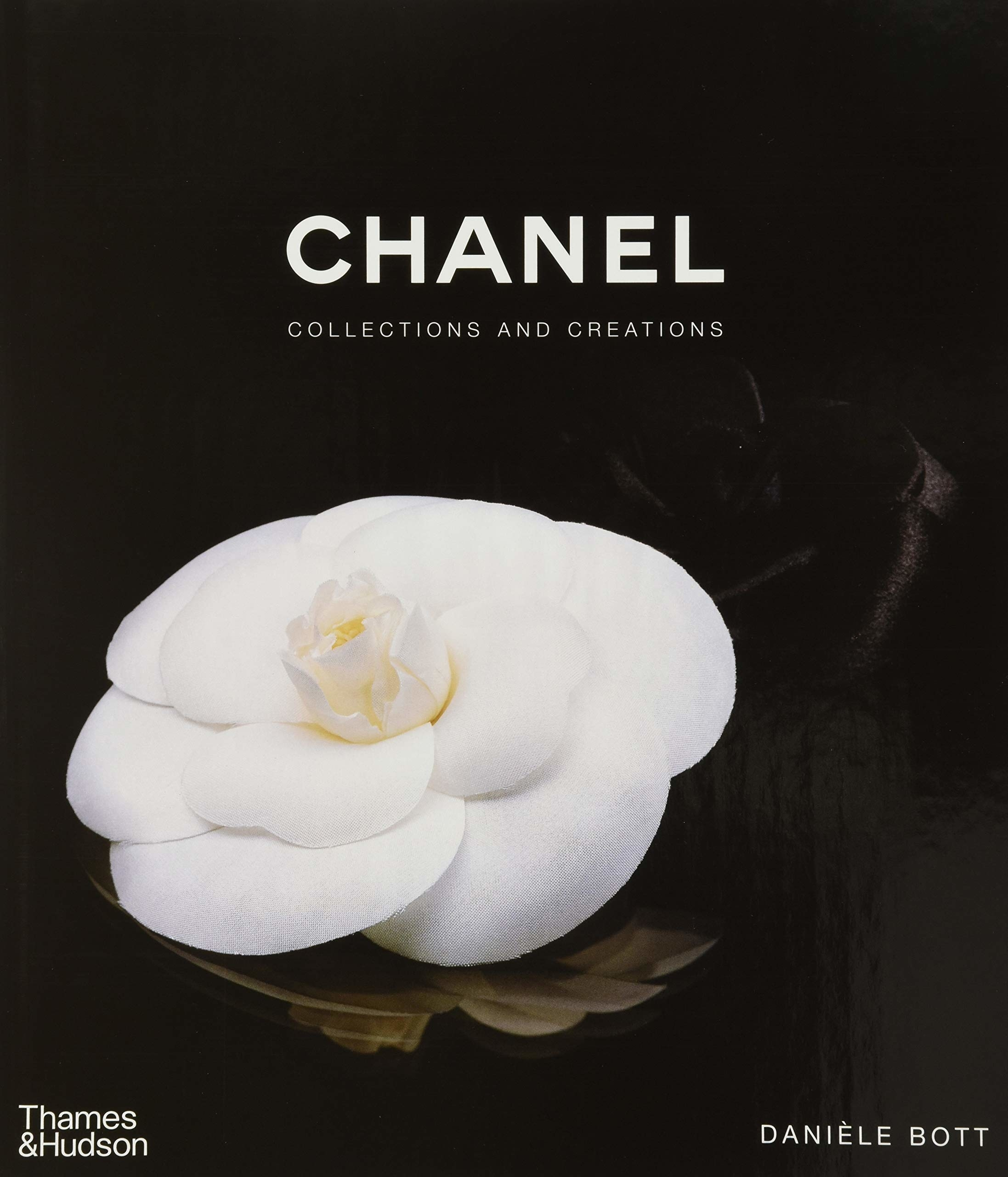 the Chanel book by Danièle Bott
