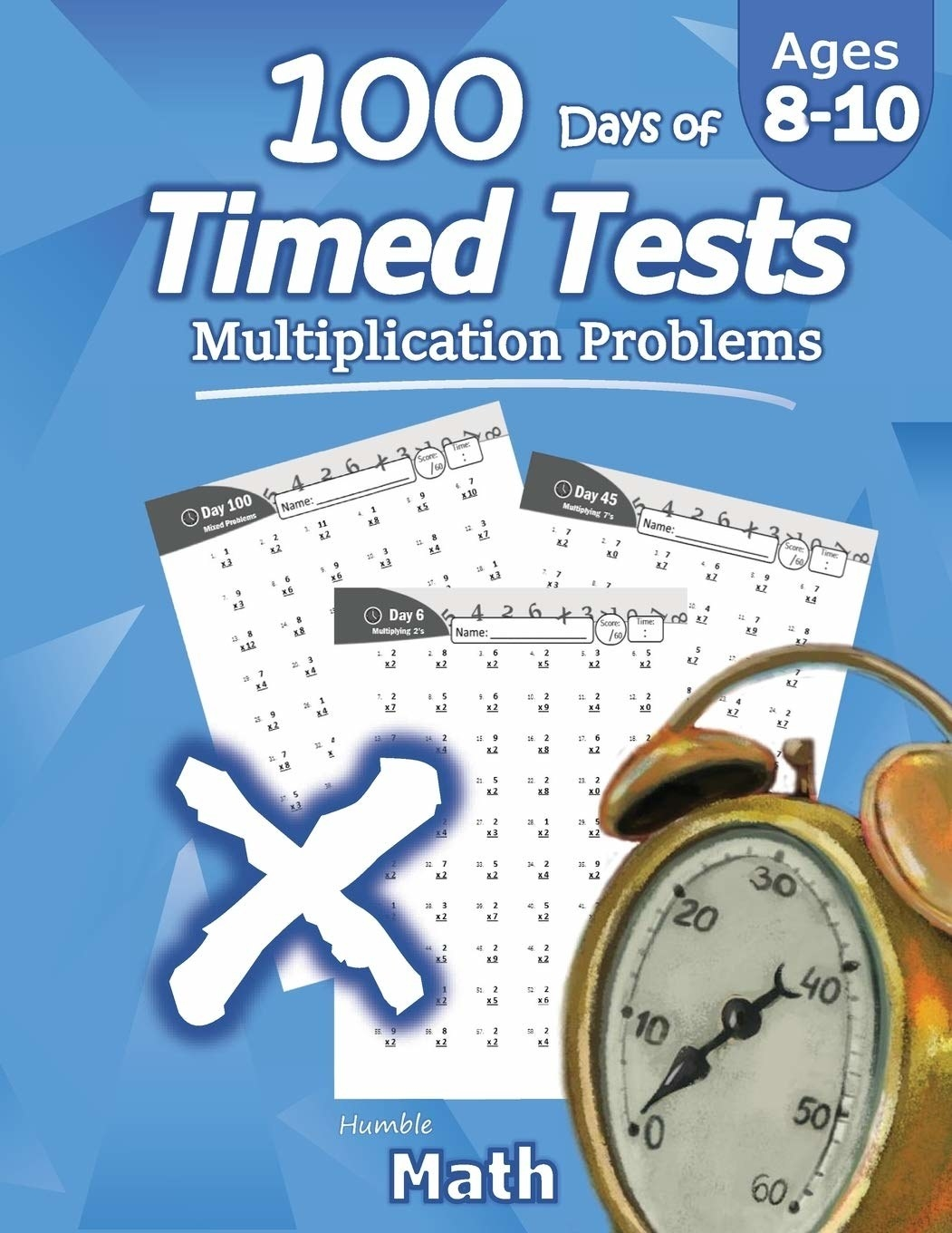 100 Days of Timed Tests