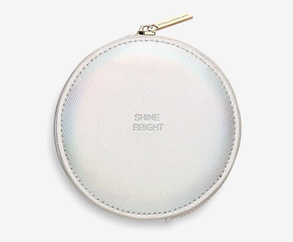 the silver coin purse