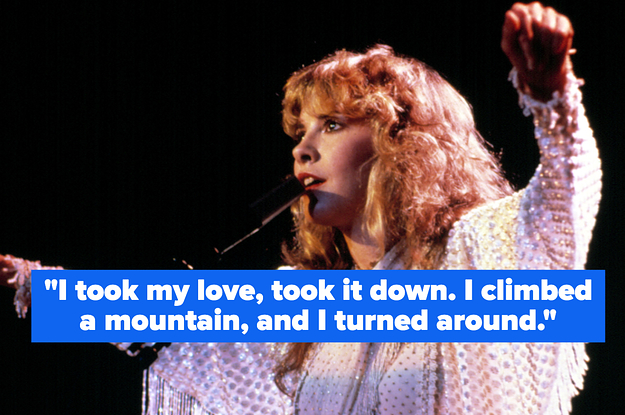 51 Of The Most Incredible Song Lyrics Ever Written