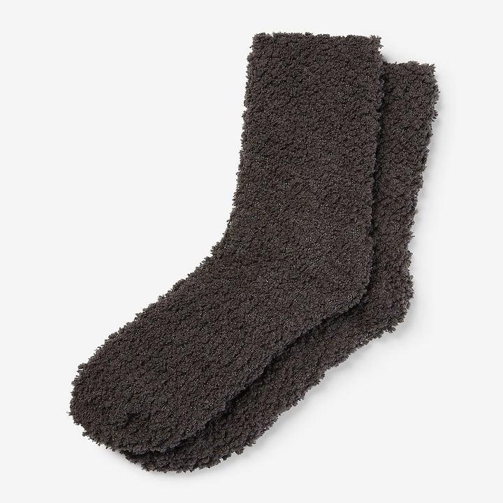 the gray socks