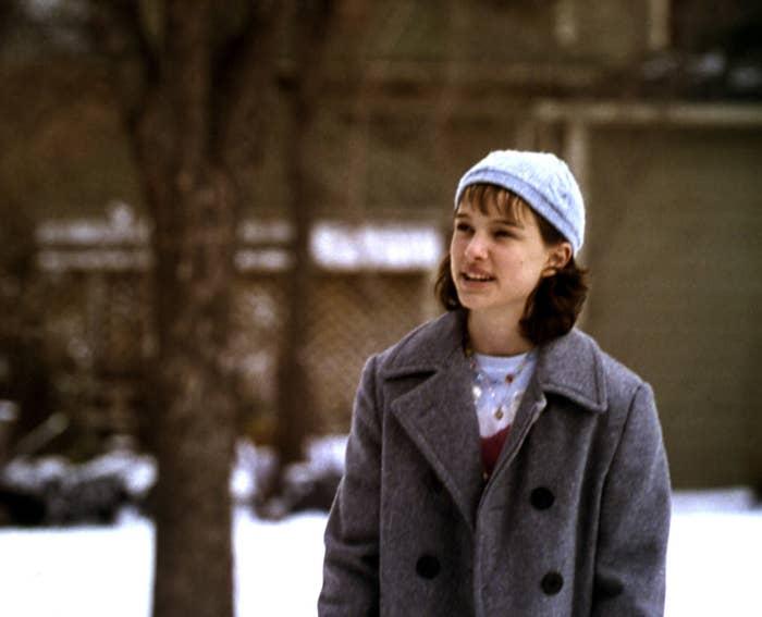 """Beautiful Girls"" with Natalie Portman"