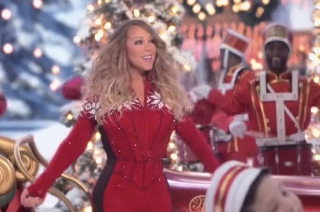 Mariah Careys New Christmas Special Is The Only Way We Can Gracefully End 2020