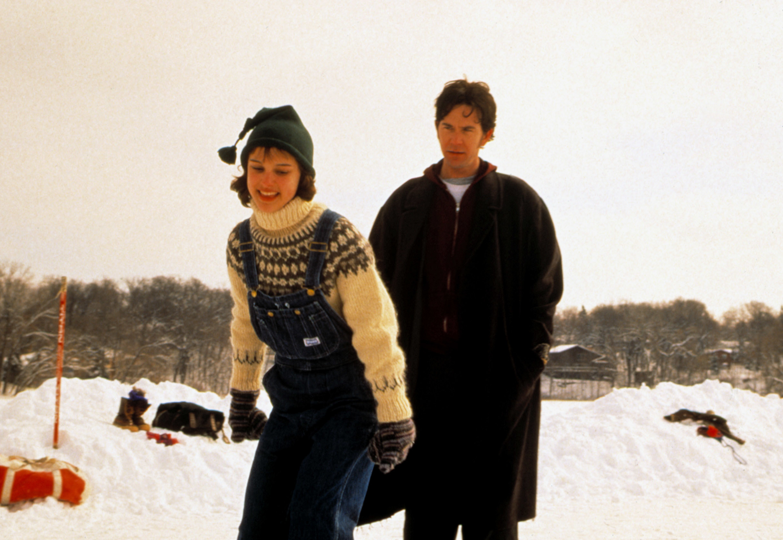BEAUTIFUL GIRLS, Natalie Portman, Timothy Hutton, 1996.