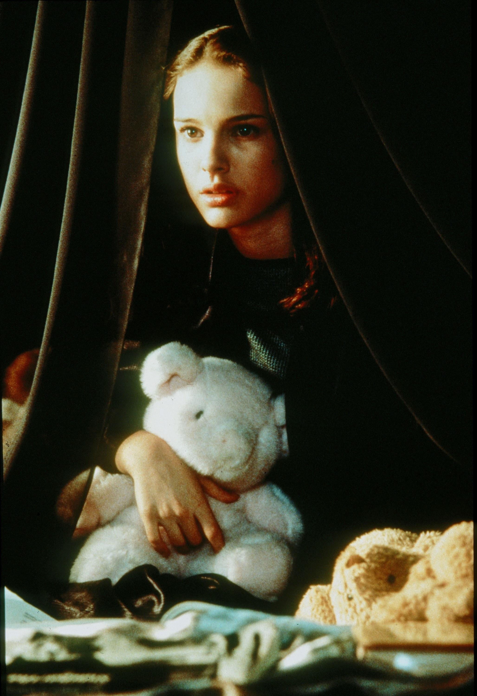 """Natalie Portman in """"Mars Attacks"""""""