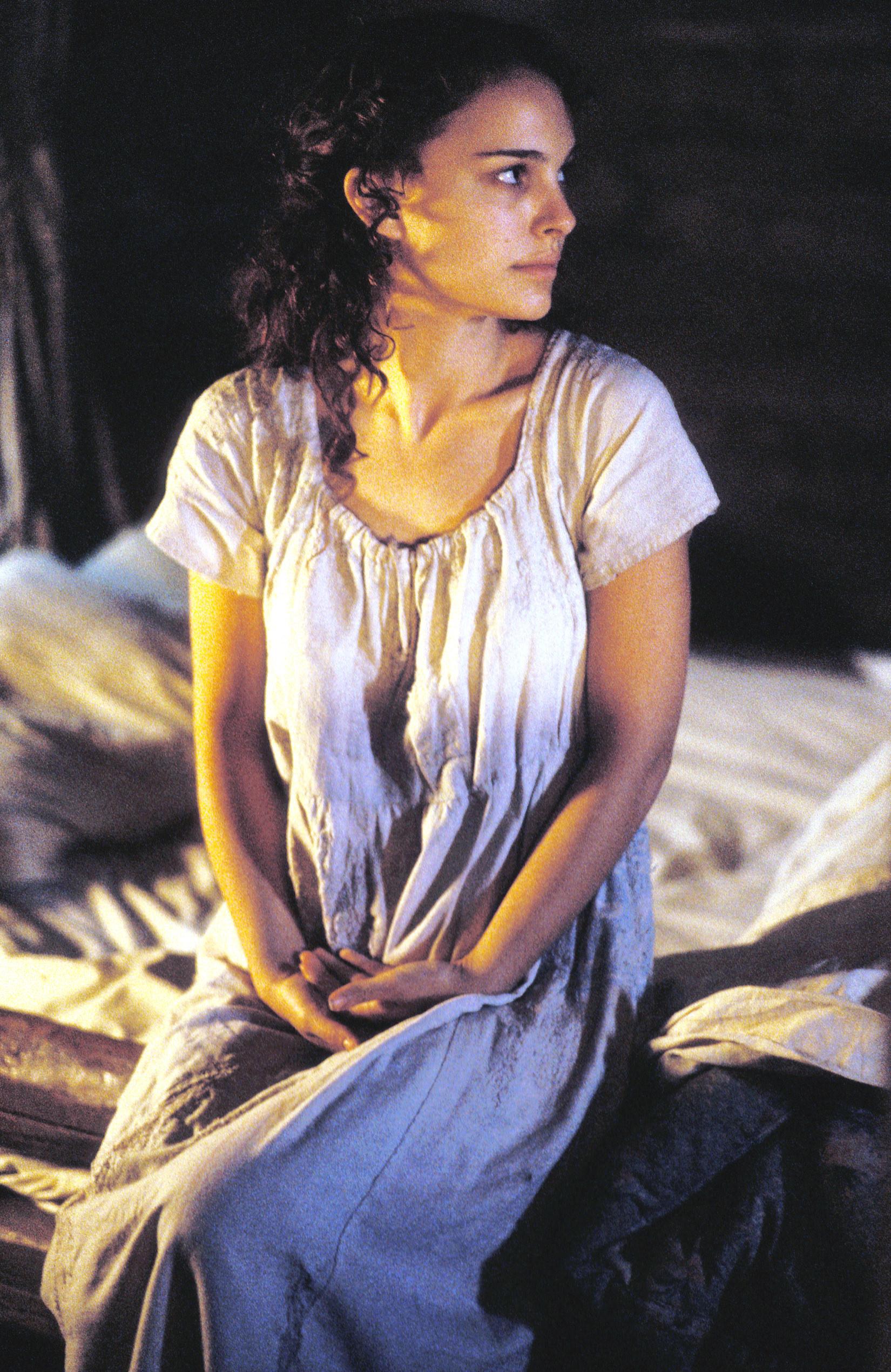 "Natalie Portman in ""Cold Mountain"""