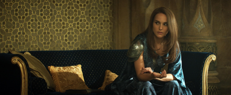 """Natalie Portman in """"Thor: The Dark World"""""""