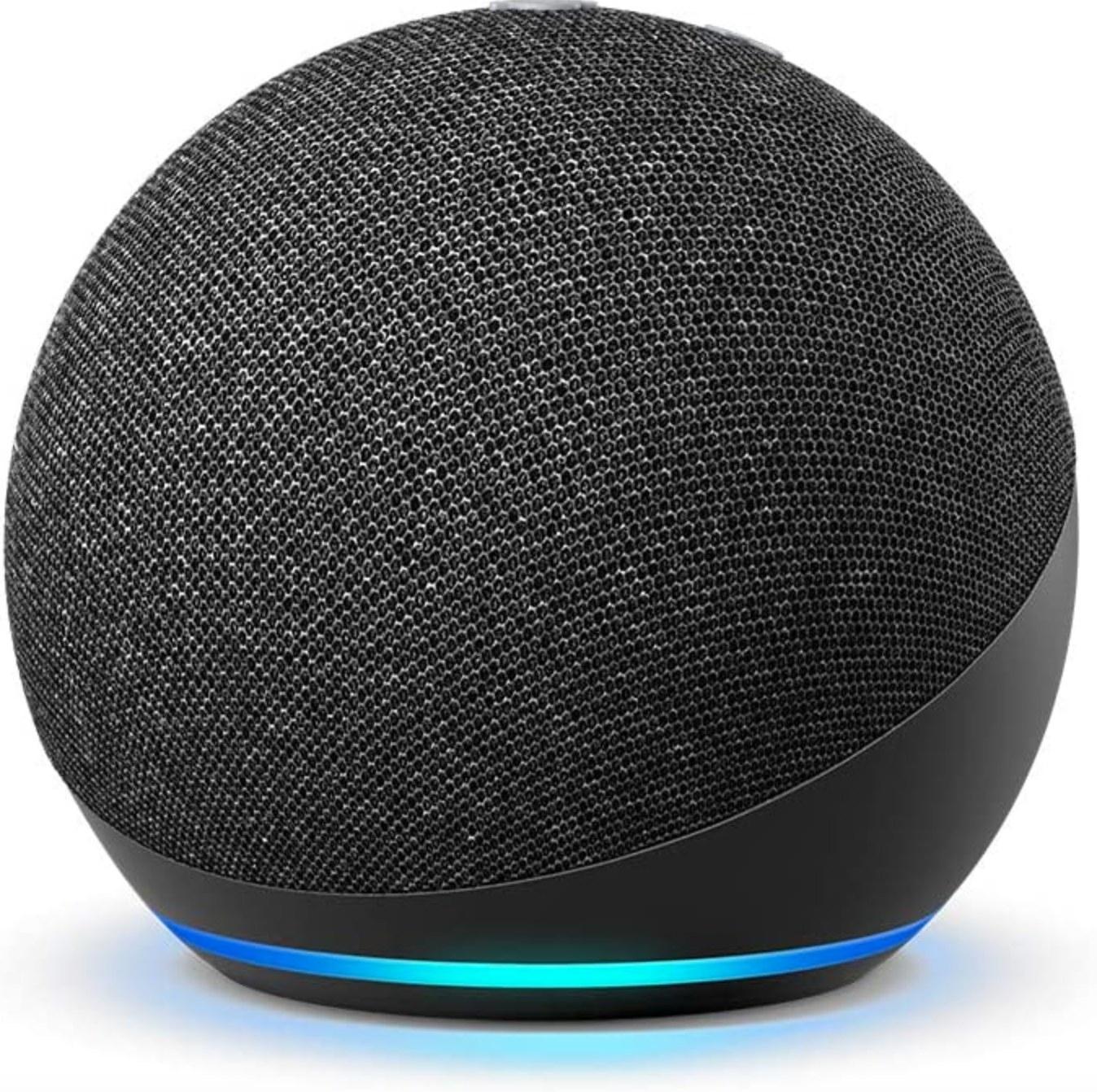 The Alexa Echo Dot