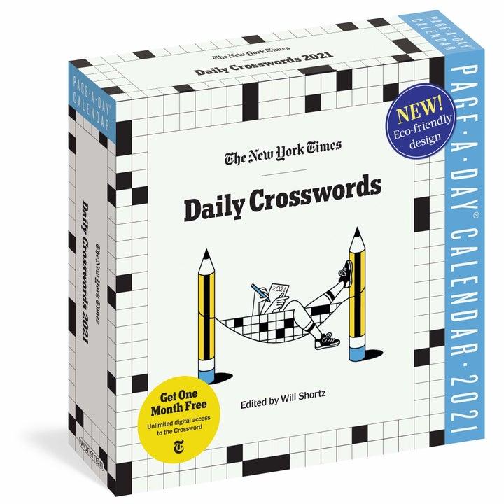 Daily Crosswords packaging