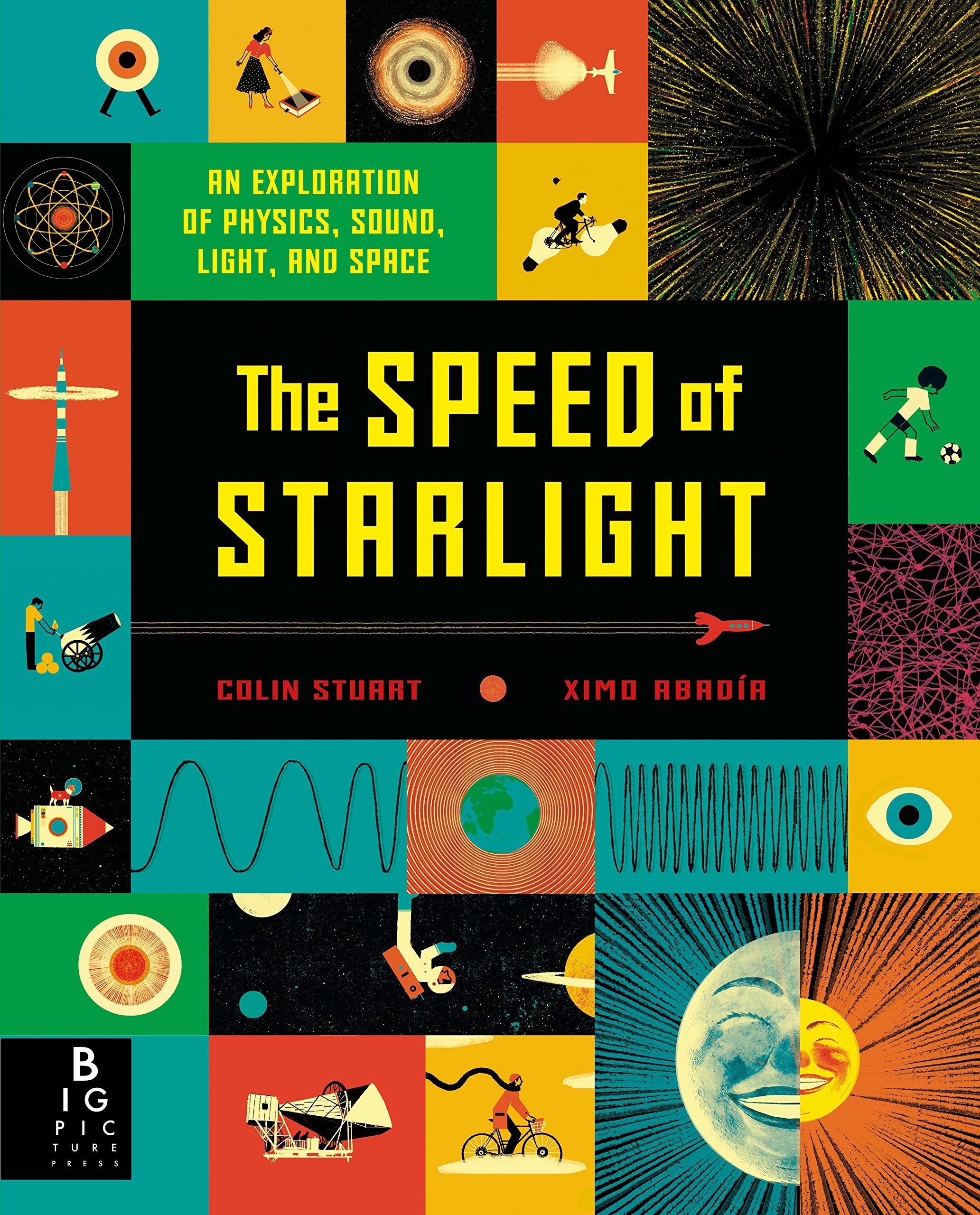 The Speed of Starlight book cover