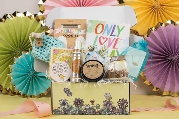 The HopeBox box