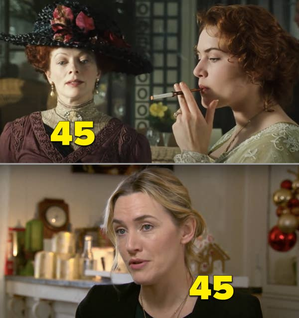Rose dan ibunya berdampingan di & quot; Titanic & quot;  dengan wawancara Kate Winslet pada tahun 2020