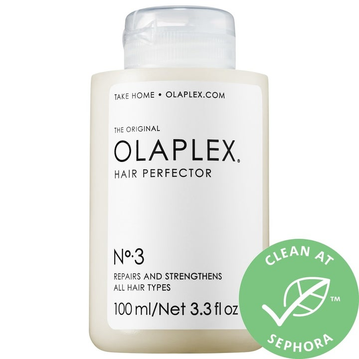 The Olaplex bottle