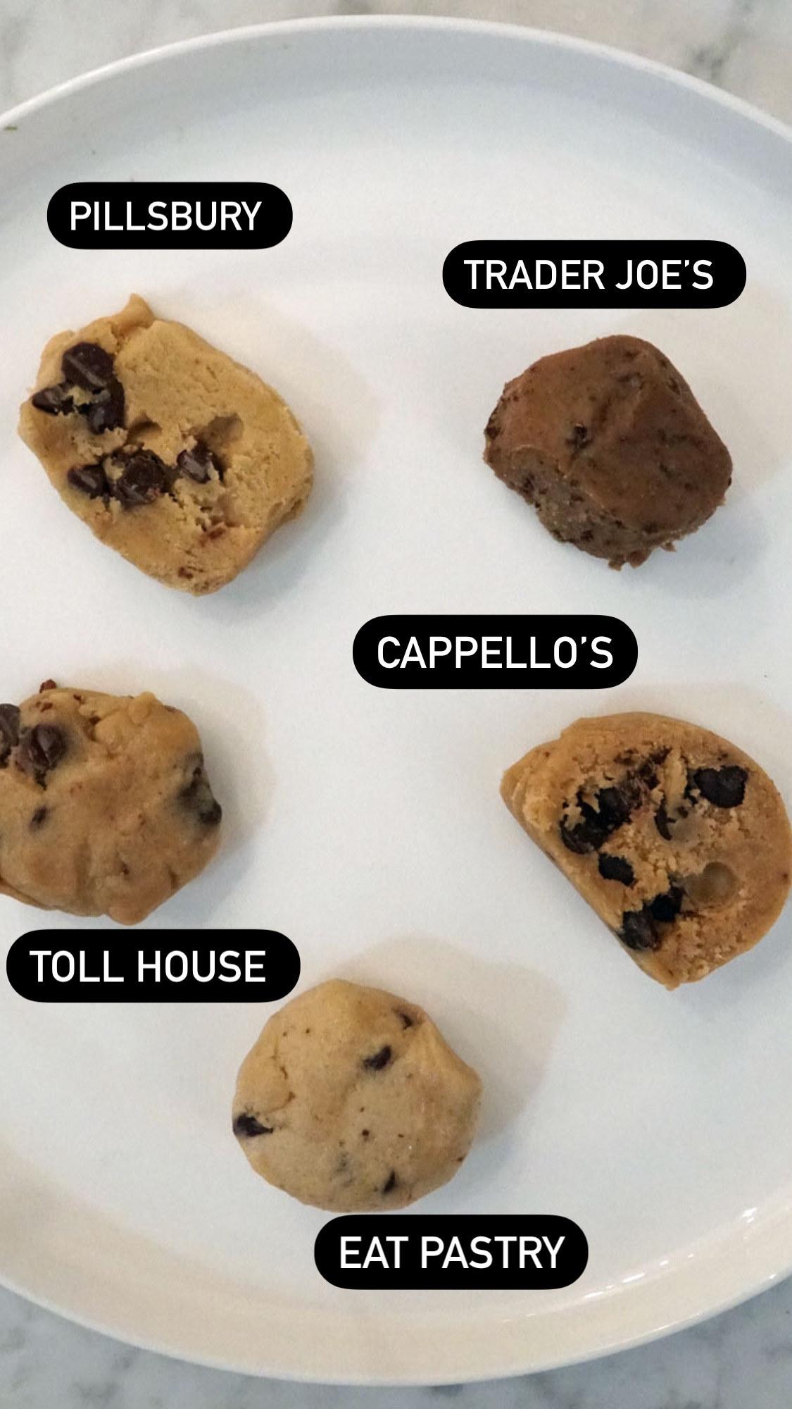 Best Store Bought Cookie Dough Tollhouse Pillsbury