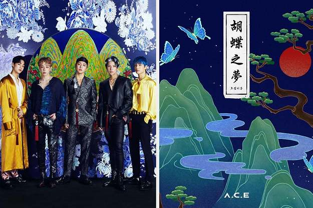 A.C.E Shares The First Albums They Ever Bought, Their Favorite Marvel Characters, And The Songs Theyre Most Proud Of