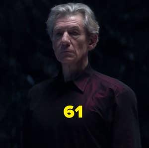 """Magneto saat adegan di film """"X-Men"""" pertama"""