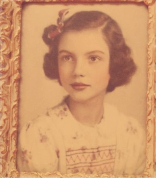 Taylor's grandmother, Marjorie
