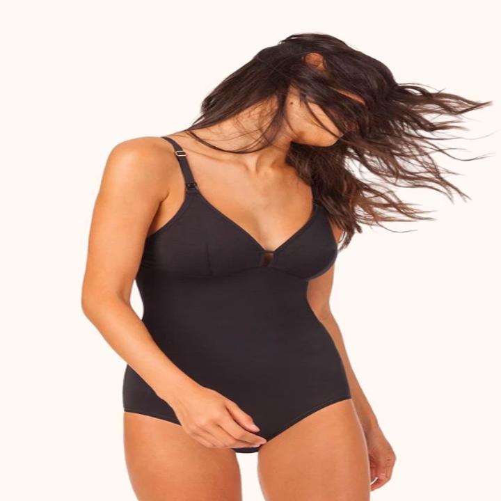 Same bodysuit in black