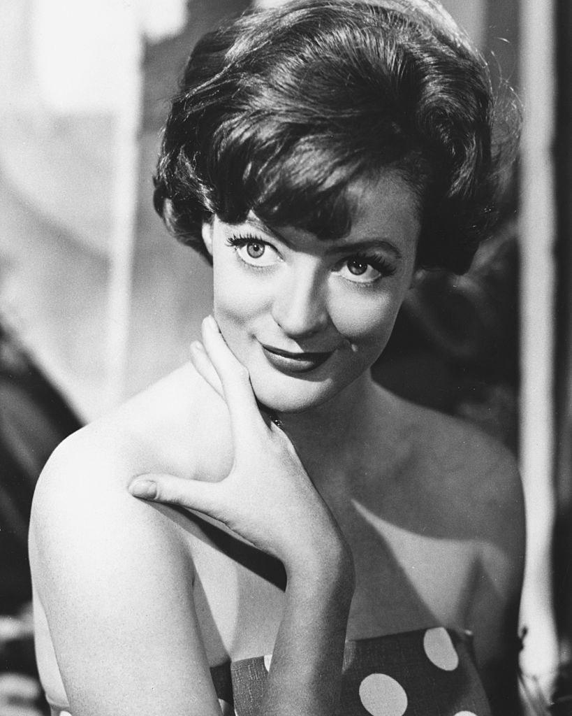 Maggie Smith, circa 1963