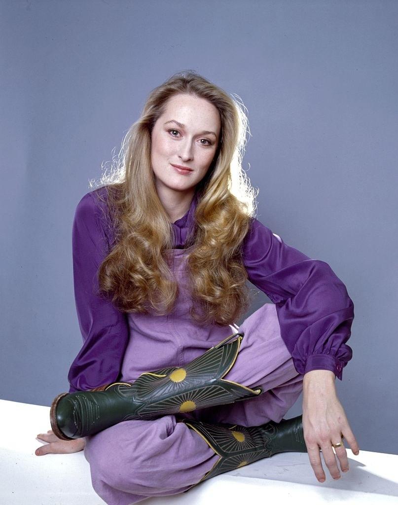 Meryl Streep in 1979