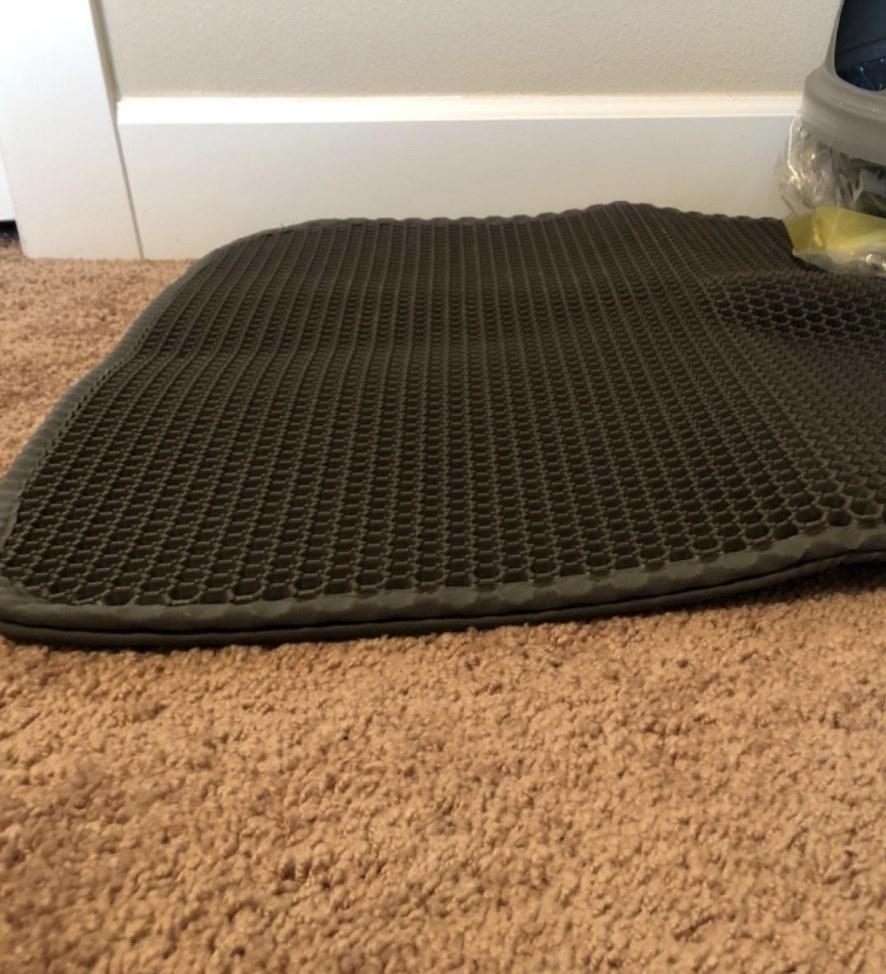 The litter mat