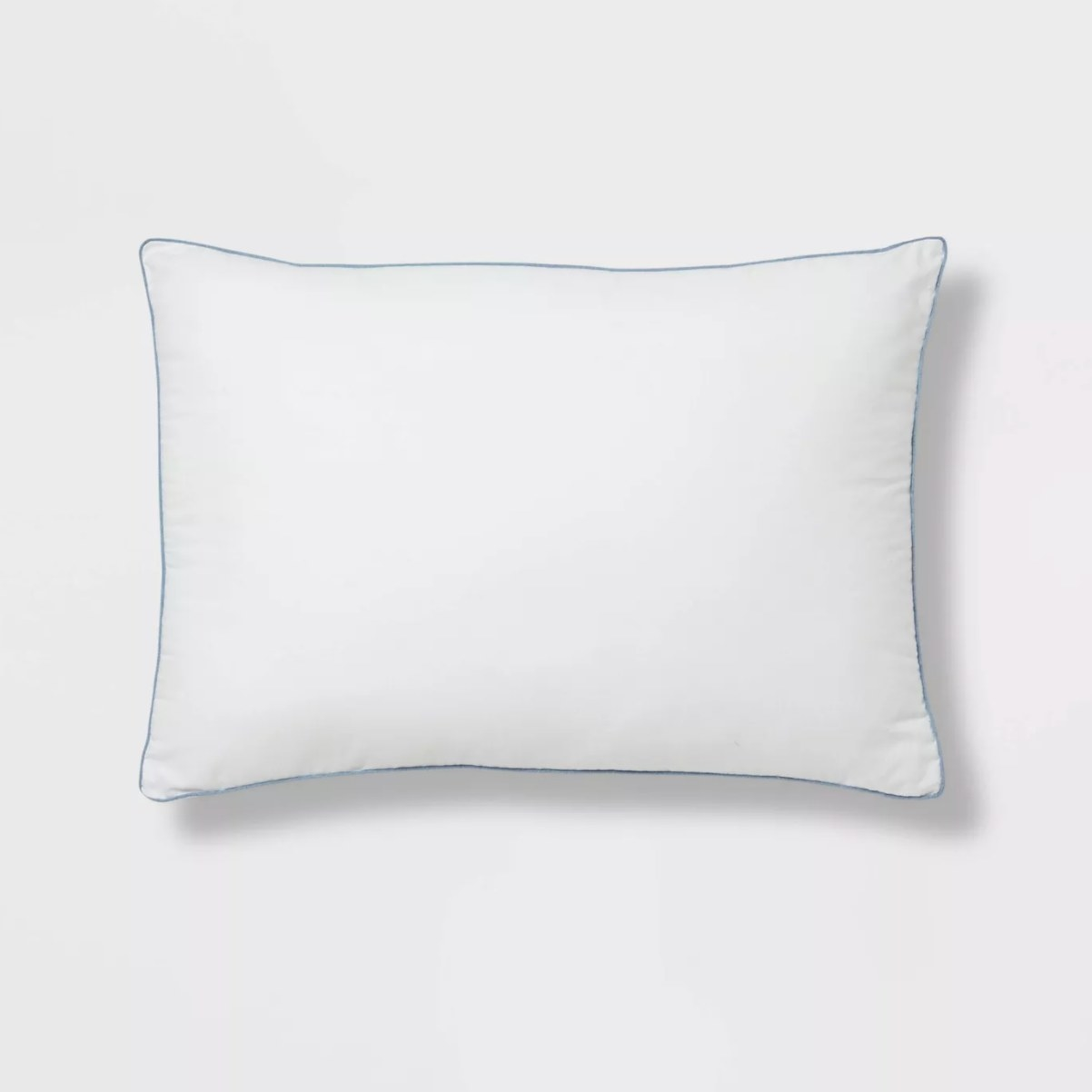 The extra firm down alternative pillow in white