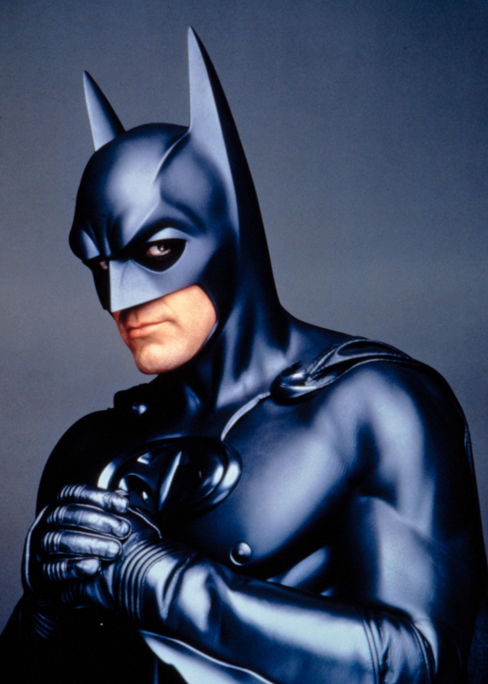 BATMAN AND ROBIN, George Clooney, 1997