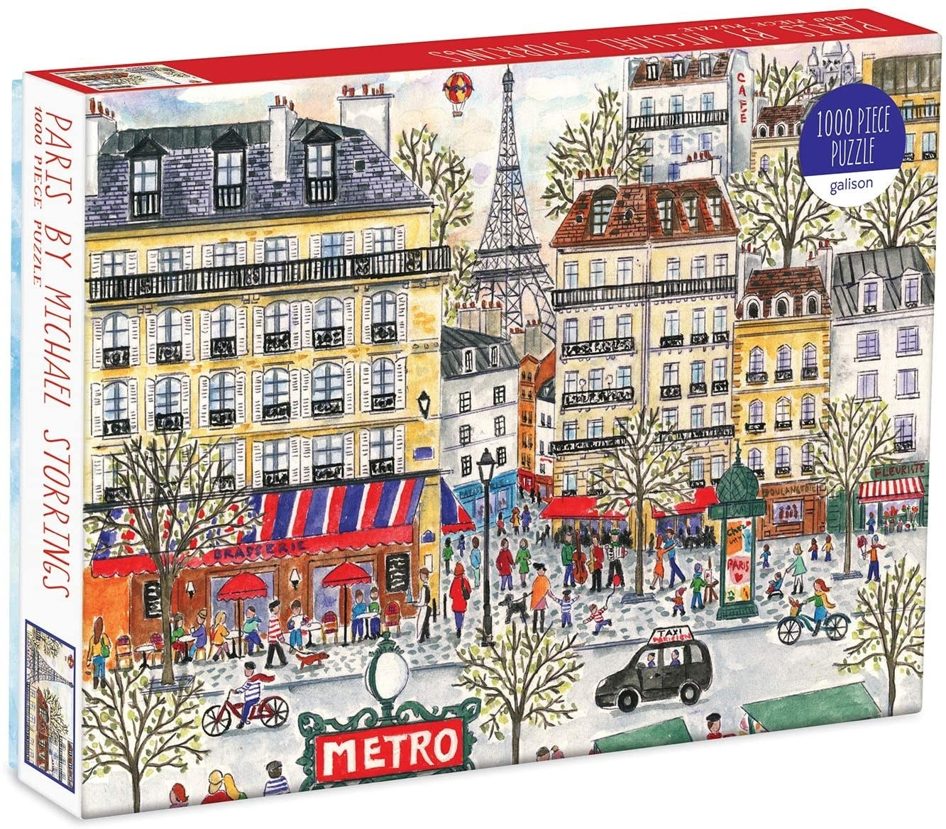 The Paris puzzle