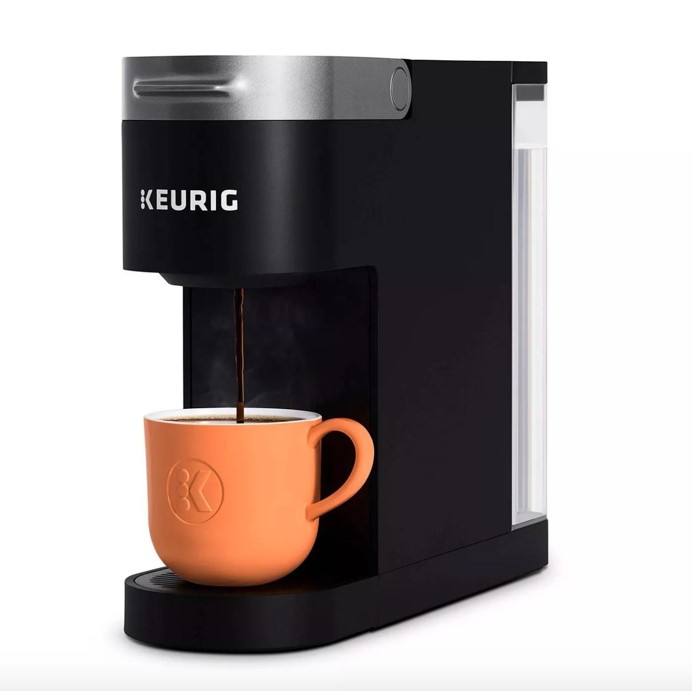 The single pod coffee maker