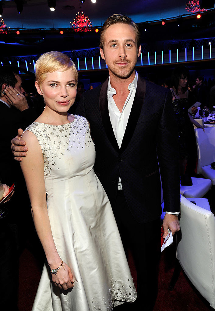 Ryan with michelle williams