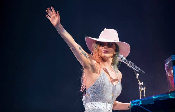 with a joanne hat