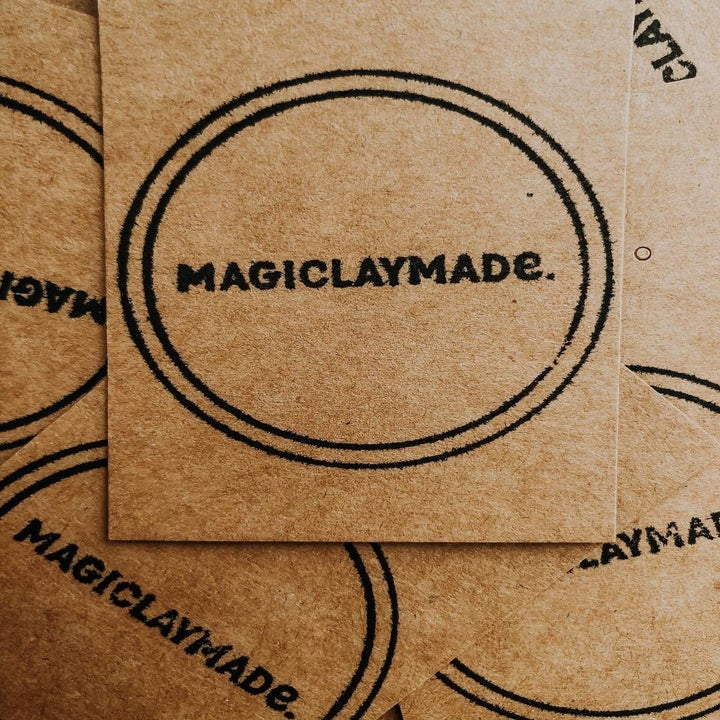 Magiclay Made logo