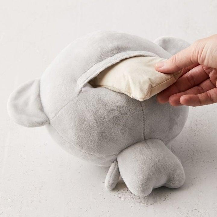 koala heatable plushie