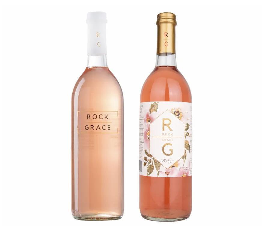 Rock Grace new moon release and rock grace ruby drink set