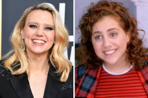 Kate Mckinnon and Brittany Murphy