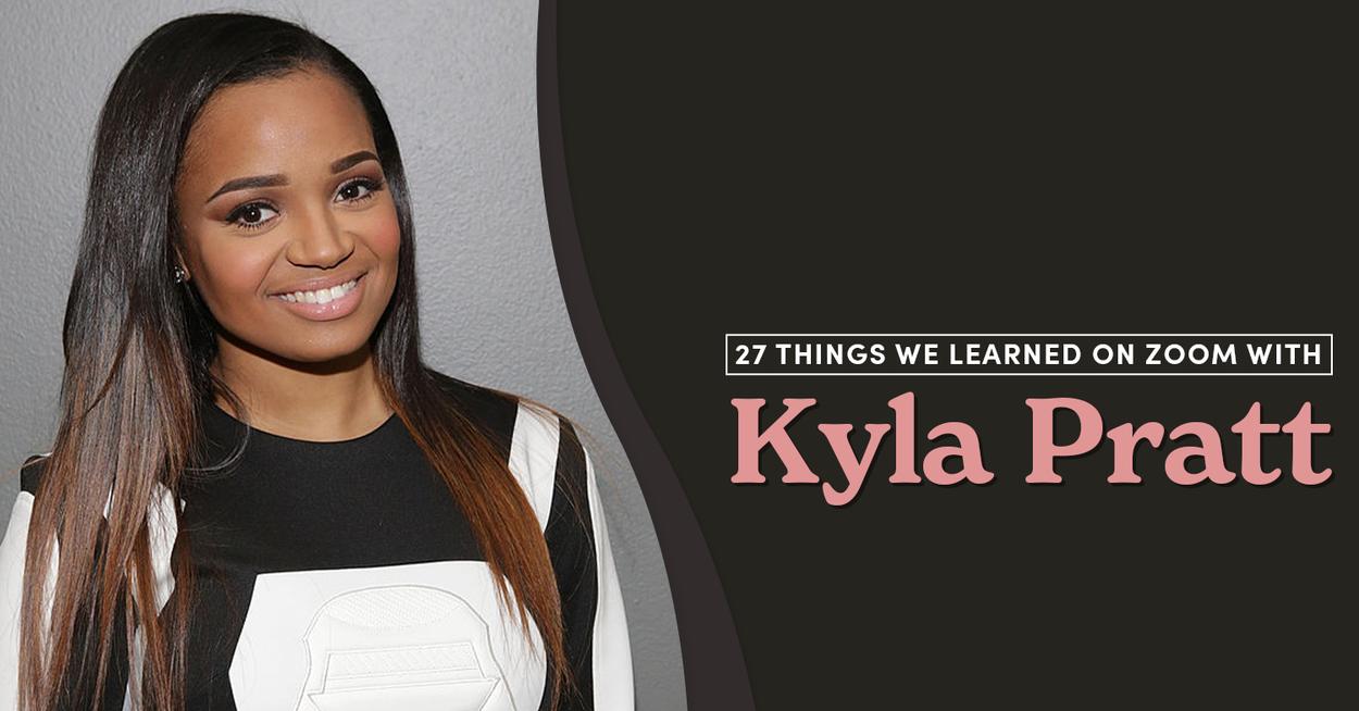 www.buzzfeed.com: Kyla Pratt Call Me Kat And Proud Family Reboot Interview